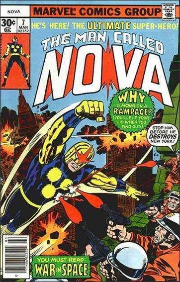Nova (1976) 7-A by Marvel
