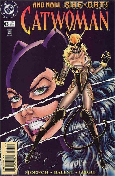 Catwoman (1993) 43-A by DC