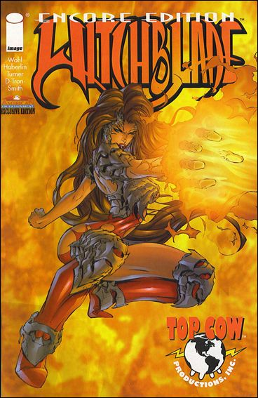 Witchblade (1995) 2-B by Top Cow