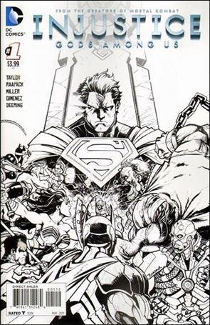 Injustice: Gods Among Us 1-C