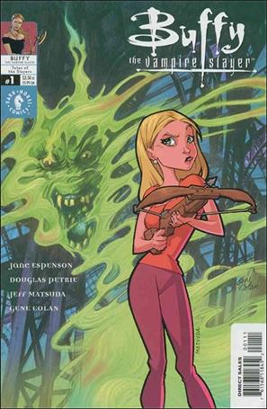 Buffy the Vampire Slayer: Tales of the Slayers 1-A