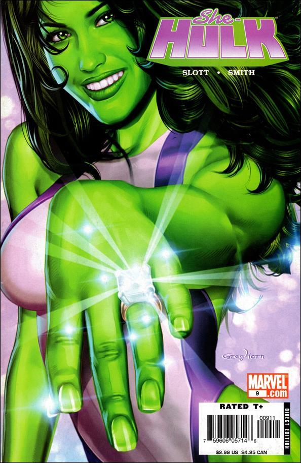 She-Hulk (2005) 9-A by Marvel