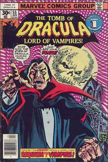 Tomb of Dracula (1972) 55-A by Marvel
