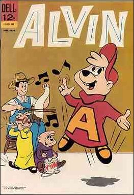 Alvin 2-A by Dell