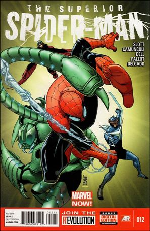 Superior Spider-Man 12-A