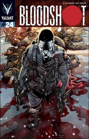 Bloodshot (2012) 24-A
