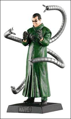 Classic Marvel Figurine Collection (UK) Doctor Octopus by Eaglemoss Publications