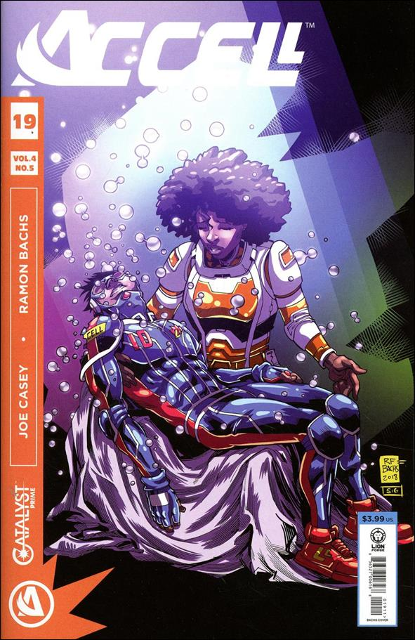 Accell 19-A by Lion Forge Comics