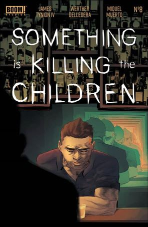 Something is Killing the Children 8-A
