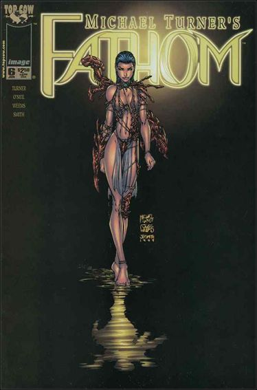 Fathom (1998) 6-A by Top Cow