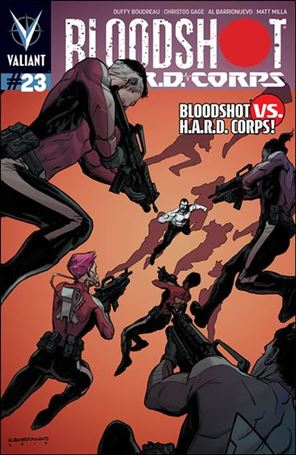 Bloodshot and H.A.R.D.Corps 23-A