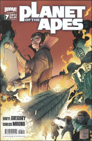 Planet of the Apes (2011) 7-A by Boom! Studios