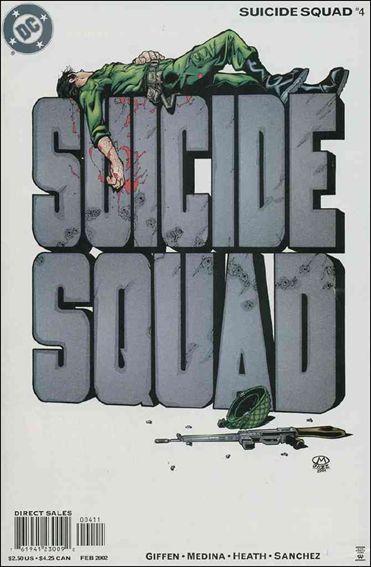 Suicide Squad (2001) 4-A by DC