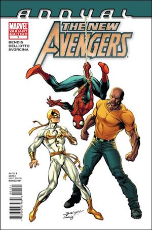 New Avengers Annual '1'-B