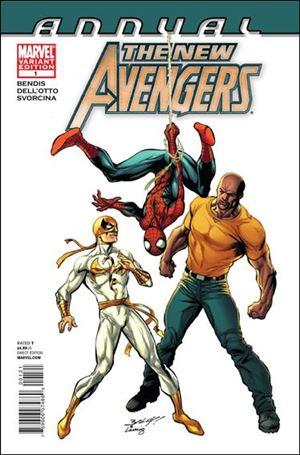 New Avengers Annual (2006) '1'-B