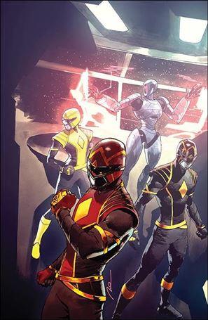 Power Rangers 11-C