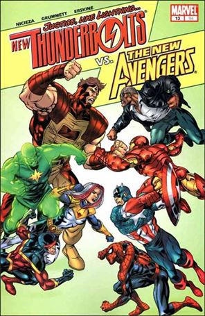 New Thunderbolts 13-A
