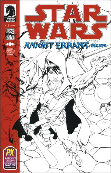 Star Wars: Knight Errant - Escape 1-C by Dark Horse