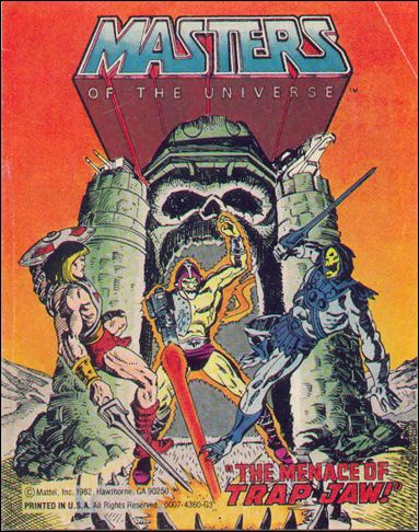 Masters of the Universe (1981) 2.4-A by Mattel