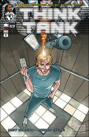 Think Tank 1-A by Top Cow