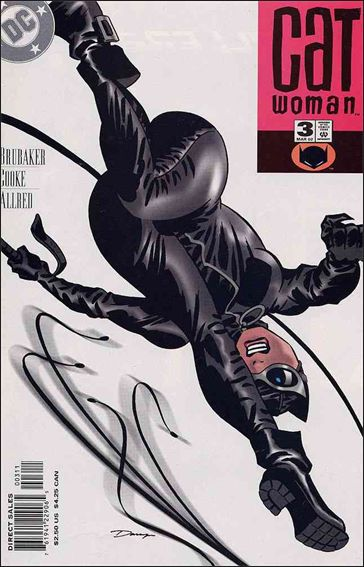 Catwoman (2002) 3-A by DC