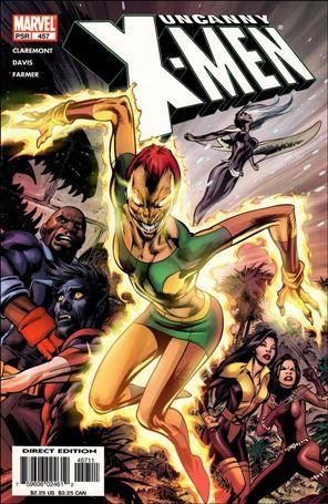 Uncanny X-Men (1981) 457-A