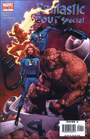 Fantastic Four Special 1-A by Marvel