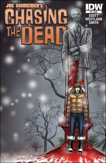 Chasing the Dead 2-A by IDW