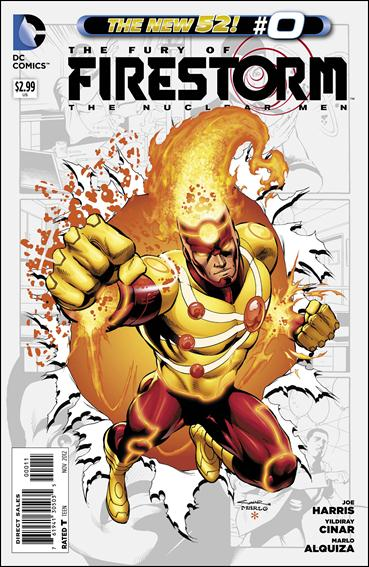Fury of Firestorm: The Nuclear Men 0-A by DC