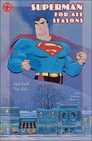 Superman For All Seasons 4-A by DC