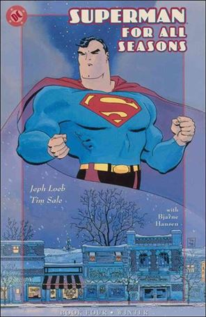 Superman for All Seasons 4-A