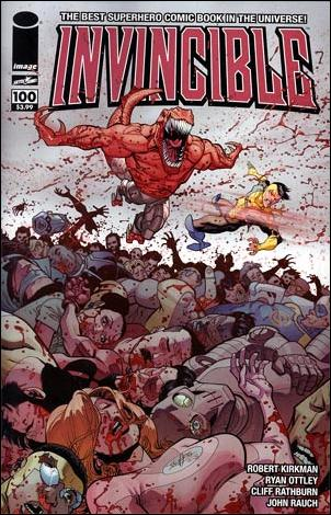 Invincible 100-G by Skybound Entertainment