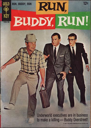 Run, Buddy, Run 1-A by Gold Key