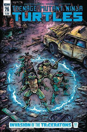 Teenage Mutant Ninja Turtles (2011) 76-B