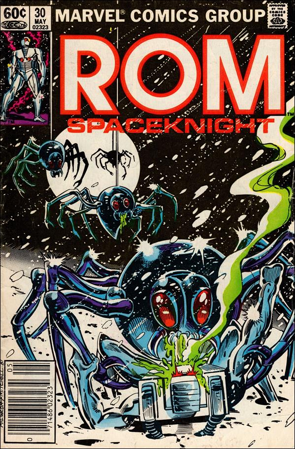 ROM 30-A by Marvel