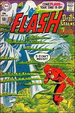 Flash (1959) 176-A by DC