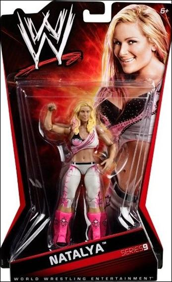 WWE (Series 09) Natalya by Mattel