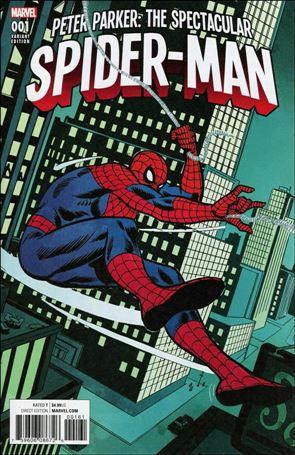 Peter Parker: The Spectacular Spider-Man 1-J