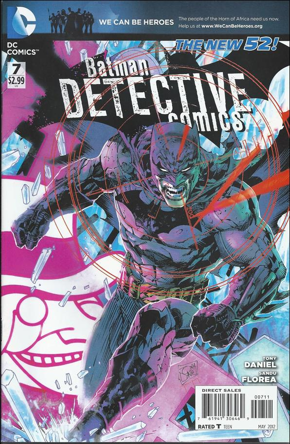 Detective Comics (2011) 7-A by DC