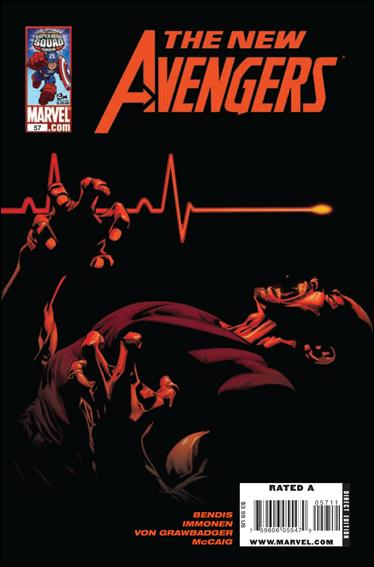 New Avengers (2005) 57-A by Marvel