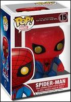 POP! Marvel Spider-Man (Amazing Spider-Man) by Funko