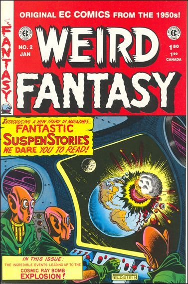 Weird Fantasy (1992) 2-A by RCP