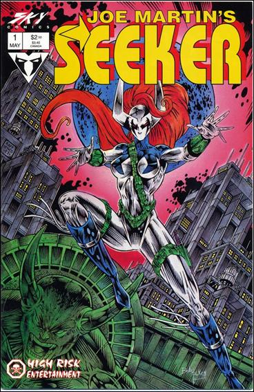 Seeker (1994) 1-A by Sky Comics