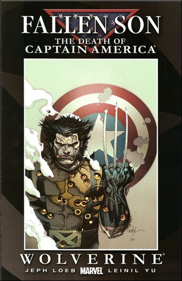 Fallen Son: The Death of Captain America 1-A by Marvel