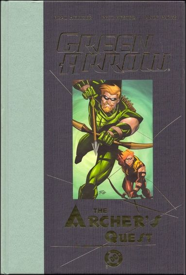 Green Arrow 3-A by DC