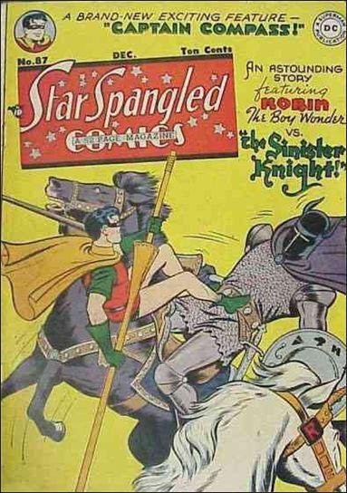 Star Spangled Comics (1941) 87-A by DC