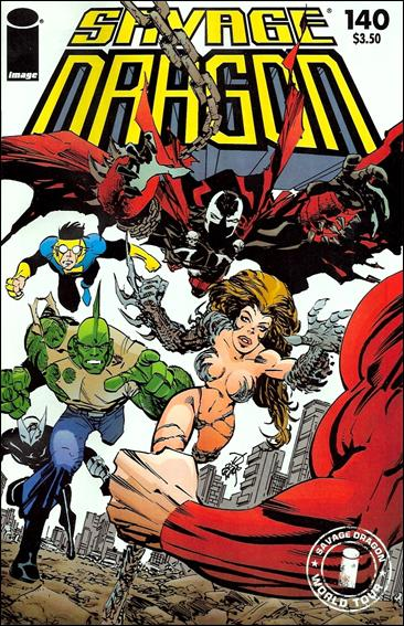 Savage Dragon (1993) 140-A by Image