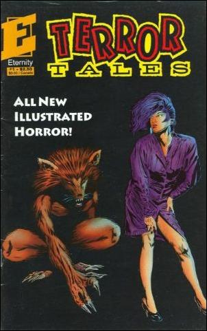 Terror Tales (1991) 1-A by Eternity