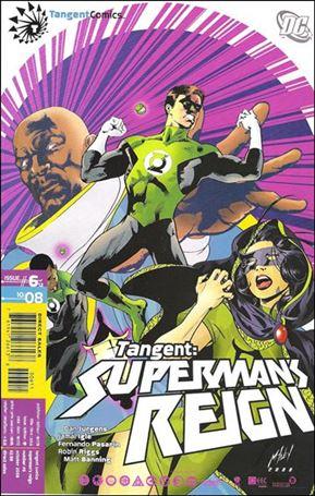 Tangent: Superman's Reign 6-A
