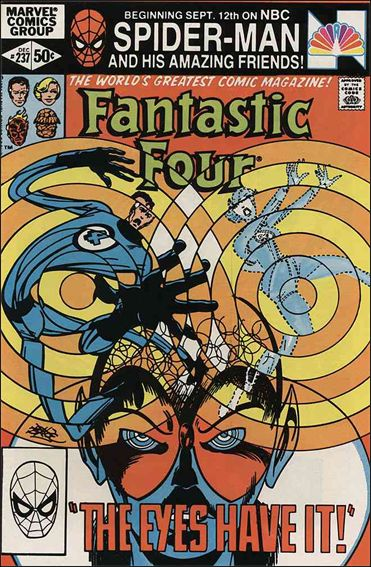 Fantastic Four (1961) 237-A by Marvel